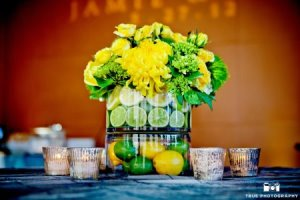 Sustainable Citrus Wedding