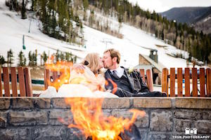Sustainable Ski Mountain Weddings