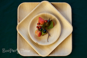 Eco Friendly Palm Leaf Tableware