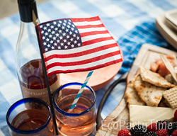 How to Throw a Classy, Eco-Friendly Fourth of July Picnic