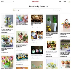 Eco-Friendly Easter Table Decoration Inspirations