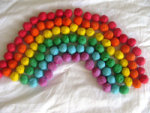 Eco Rainbow Theme Party to Celebrate Your Child's First Birthday