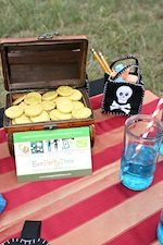 Pirate Party Decorations, Costumes and Treasures-Part 2