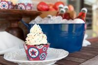 How to Plan a Simple Patriotic Theme Party!