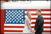 Eco-Friendly Patriotic Wedding Ideas That Pop!