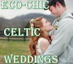 Eco-Chic Celtic Wedding Ideas