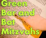 Green Bar and Bat Mitzvahs