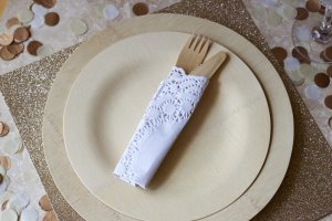 Birthday Bamboo Tableware