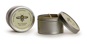 Big Dipper Wax Works Pure Beeswax Tins