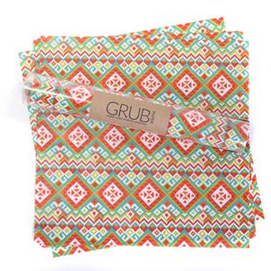 Fiesta Food Grade Paper- Set of 12 sheets