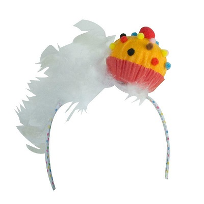 Maddy Cupcake Adult Headband