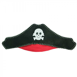 Pirate Felt Hat