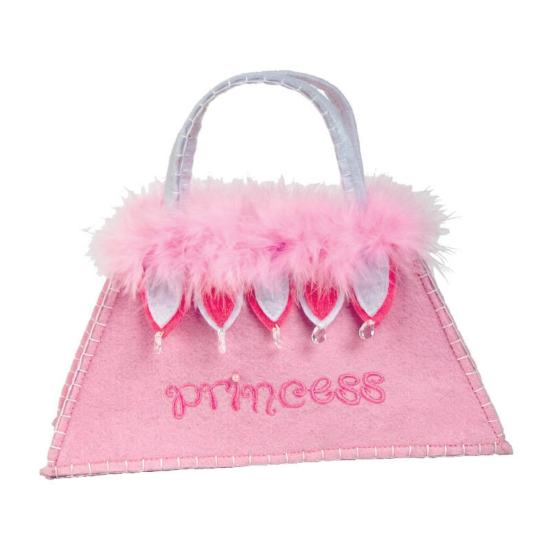 Princess Felt Purse