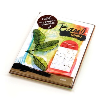 Plantable Yummy Cards - Set of 6