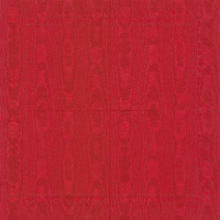 Moiree Red Cocktail Napkin - 20 napkins per package