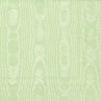 Moiree Light Green Cocktail Napkin - 20 napkins per package