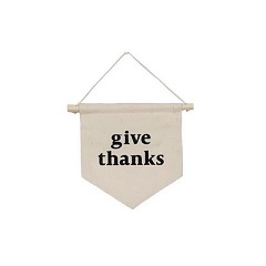 Give Thanks Hang Sign