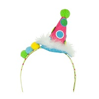 Lucy Party Hat Adult Headband