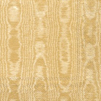 Moiree Gold Cocktail Napkin - 20 napkins per package