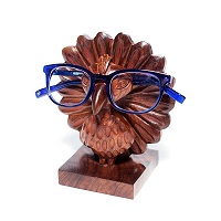Handmade Peacock Eyeglass Holder